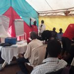The Water Project: Kikube Nyabubale Community -  Training