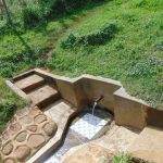 The Water Project: Isembe Community, Amwayi Spring -  Amwayi Spring Green With Grass