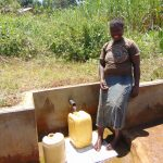 See the Impact of Clean Water - Shirugu Community, Jeremiah Mashele Spring