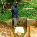 See the Impact of Clean Water - Giving Update: Asimuli Community, John Omusembi Spring