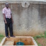 The Water Project: Lwanda Secondary School -  Mr Lawrence Ambunya