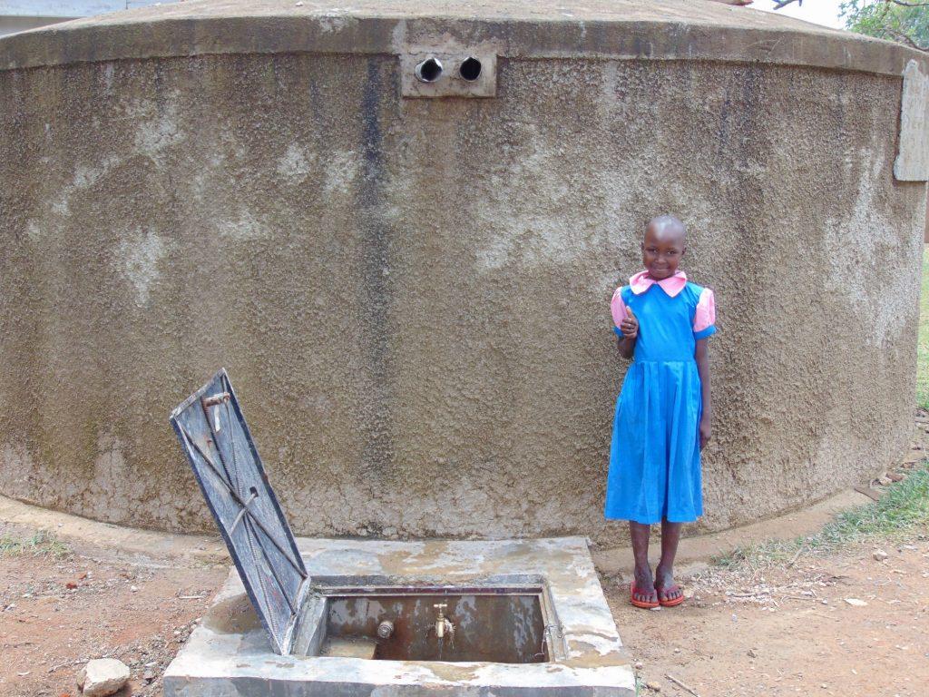 The Water Project : 1-kenya18051-sheila-iravoga