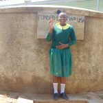 The Water Project: Madegwa Primary School -  Charity Kavita