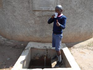 The Water Project:  Isaac Asila