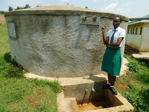 The Water Project:  Immaculate Adhiambo