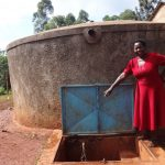 The Water Project: Isulu Primary School -  Deputy Head Teacher Mary Asatsa