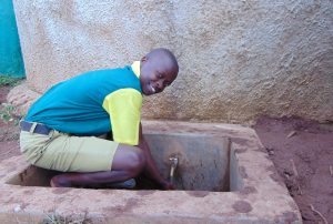 The Water Project:  Arnold Oida Student President