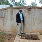 The Water Project: Bumuyange Primary School -  Head Teacher Francis Shibira