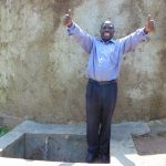 The Water Project: Muyere Primary School -  Water And Sanitation Teacher Mr Pius Namasaki