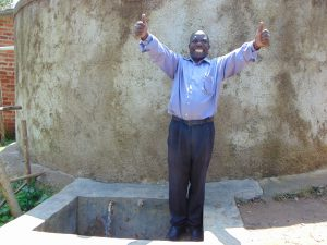 The Water Project:  Water And Sanitation Teacher Mr Pius Namasaki