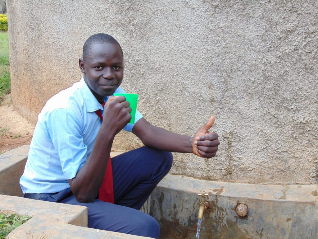 The Water Project : 1-kenya18072-dominic-dangana