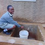 The Water Project: Precious School Kapsambo Secondary -  Trina Ngutu