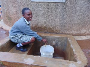 The Water Project:  Trina Ngutu