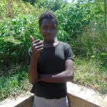 The Water Project: Musango Community, Jared Lukoko Spring -  Sheila Awinja