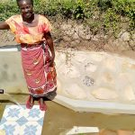 The Water Project: Chebwayi B Community, Wambutsi Spring -  Nipher Wambutsi