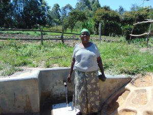 Giving Update: Luyeshe Community, Matolo Spring