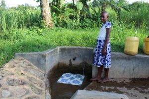 The Water Project:  Lucy Imali