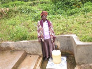 The Water Project:  Annet Mwenje