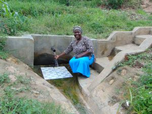 The Water Project:  Mary Atuka Abdi
