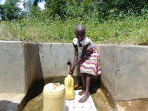 The Water Project:  Celestine Isaac