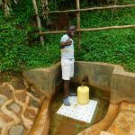The Water Project: Asimuli Community, John Omusembi Spring -  Joseck Onyino