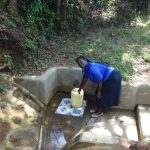 The Water Project: Shitirira Community, Peninah Spring -  Peninah Mwanzo