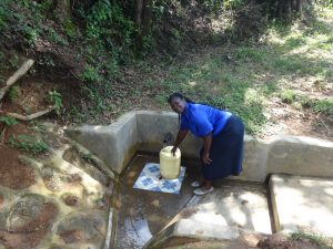 The Water Project:  Peninah Mwanzo