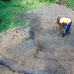 The Water Project: Buyangu Community, Osundwa Spring -  Excavation And Diverting Water