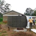 The Water Project: Kimangeti Primary School -  Revealing The Cement