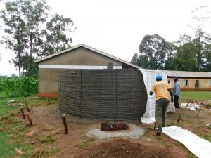 The Water Project:  Revealing The Cement