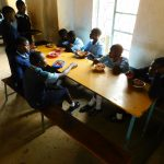 The Water Project: Kerongo Secondary School -  Dining Area