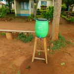 The Water Project: Kerongo Secondary School -  Handwashing Station