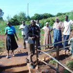 The Water Project: Lutonyi Community, Lutomia Spring -  Site Management Training At The Spring