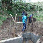 The Water Project: Buyangu Community, Osundwa Spring -  Fencing