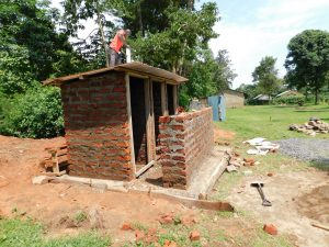 The Water Project:  Ready For Cement