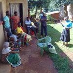 The Water Project: Lutonyi Community, Lutomia Spring -  Dental Hygiene Training