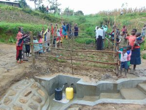 The Water Project:  On Site Training
