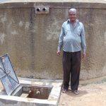 The Water Project: Kapsotik Primary School -  Deputy Head Teacher Mr Francis Imbuizi