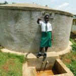 The Water Project: ACK Milimani Girls' Secondary School -  Lutta Dolphine