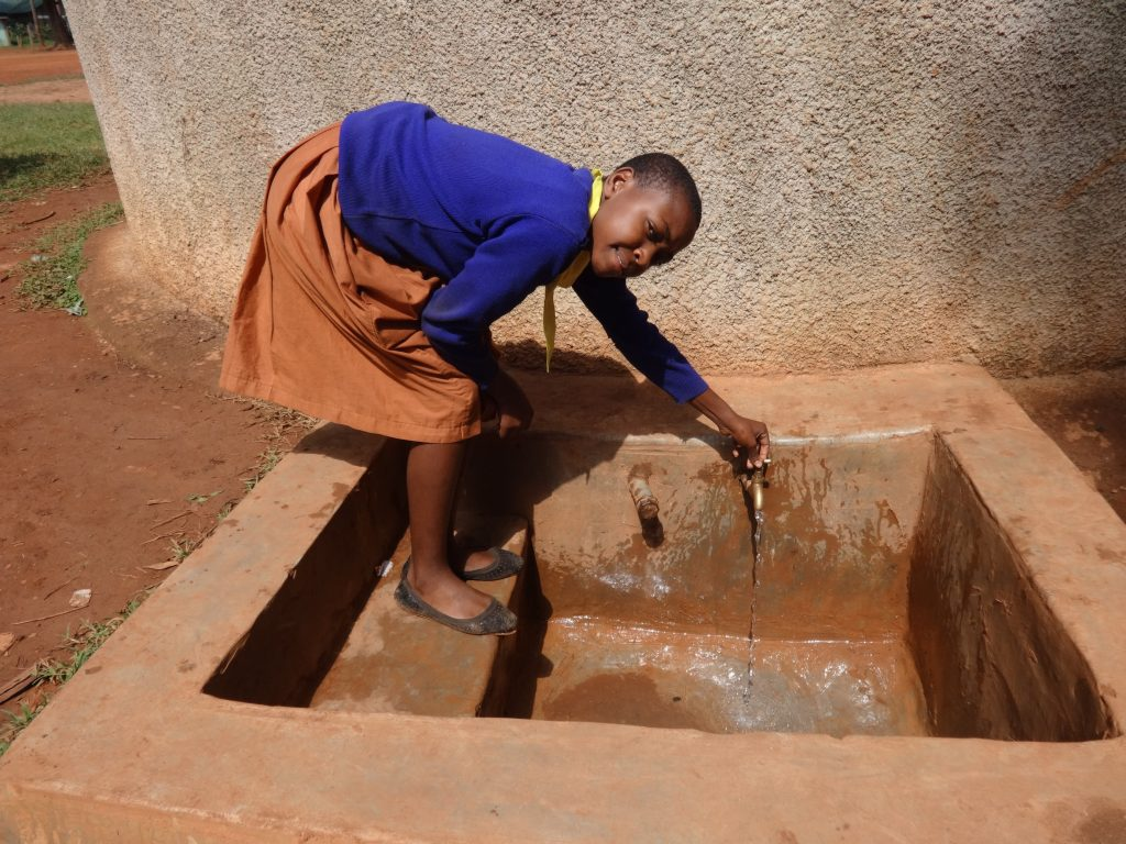 The Water Project : 2-kenya18066-joan-ilakosa