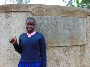 The Water Project:  Irene Amukhono