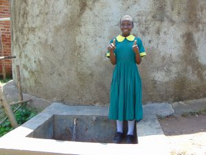 The Water Project:  Yvonne Musieka