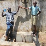 The Water Project: Eshisenye Primary School -  Mr Chibole Withfranklin Majimbo