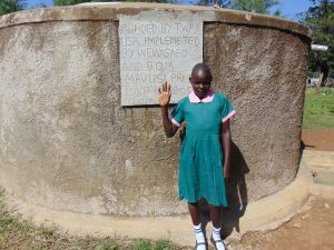 Giving Update: Mavusi Primary School