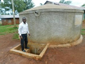 The Water Project:  Teacher Mr Victor Livondo