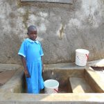 The Water Project: Shivanga Primary School -  Beatrice Shihundu