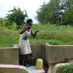 The Water Project: Shibuli Community, Khamala Spring -  Yvonne Ivayo