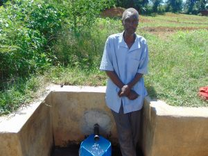 The Water Project:  Jared Lukoko