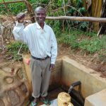 See the Impact of Clean Water - Giving Update: Musiachi Community, Thomas Spring