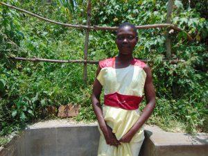 The Water Project:  Truphena Amwayi